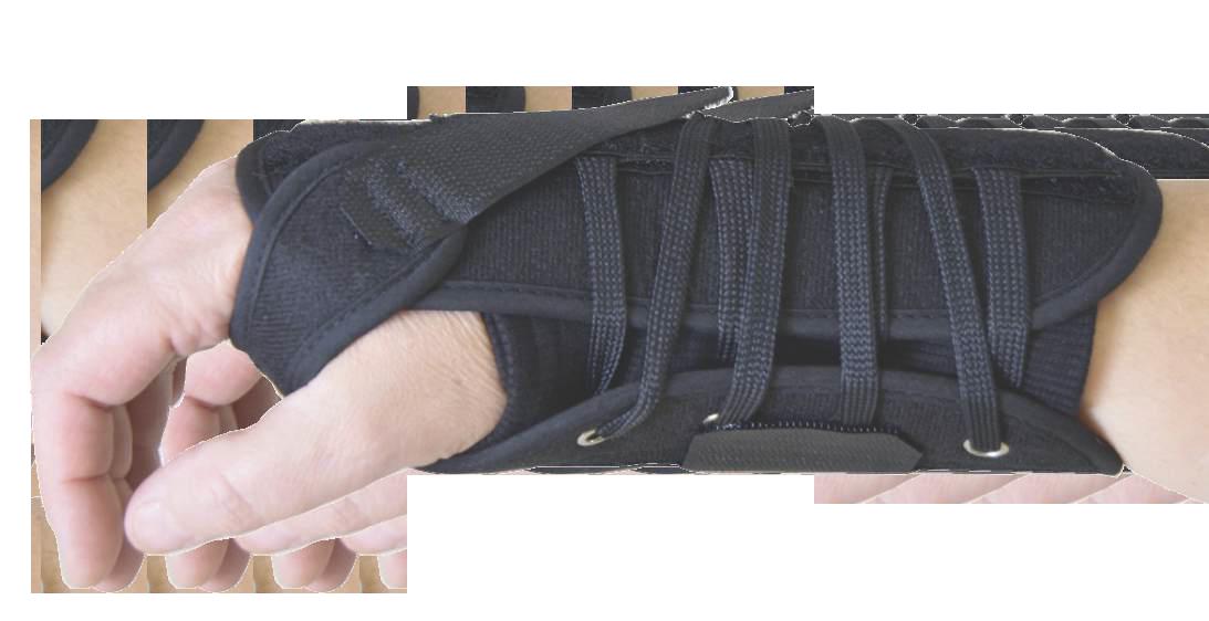 Lace Up Wrist Brace