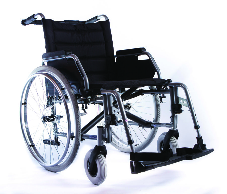 Standard Aluminium Wheelchair
