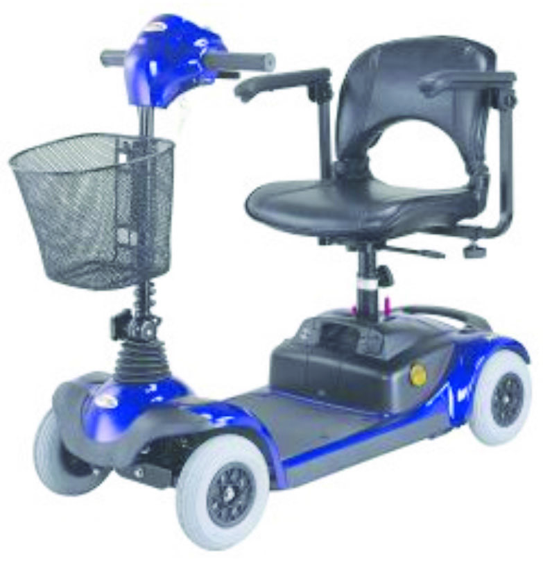 SATURN MINI SCOOTER HS295